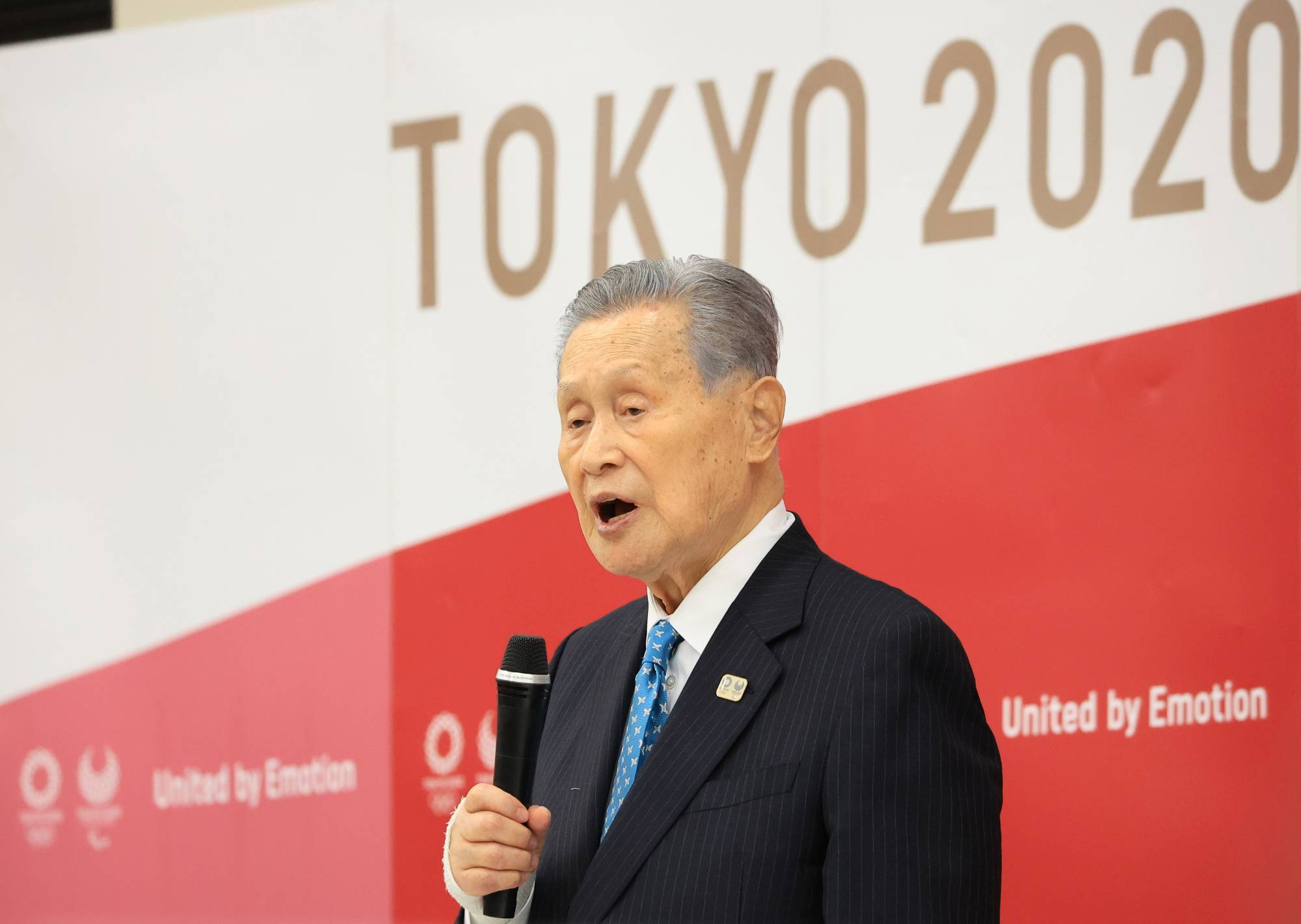 Tokyo 2020 organizers add to speculation over comeback for scandal-hit Yoshiro Mori