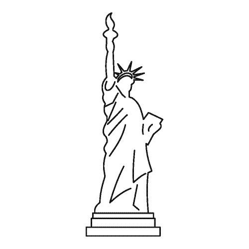 Lady Liberty Sings. Spring 2021